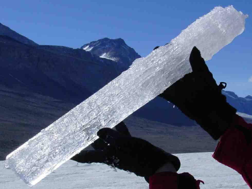 Los cambios climáticos de la edad de hielo fueron un efecto dominó.