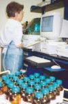 UV Persulfate DOC analysis