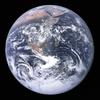 Planet Earth from Apollo 17--Blue Marble
