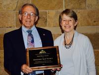 Neil Miner Award Recipient, Dr. Bob Wobus
