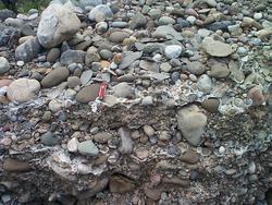 Melting Glaciers  Gravel Pit Photo 2