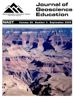 JGE September 2008 Cover