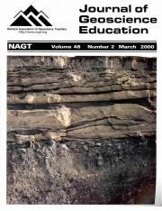 Cover of March 2000 JGE