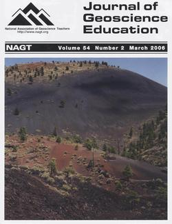 Cover image of March 2006 JGE issue