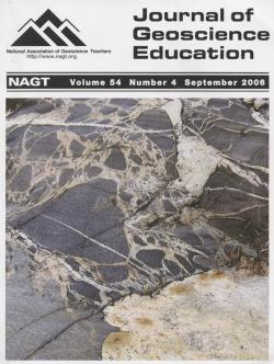 Cover image of September 2006 JGE issue