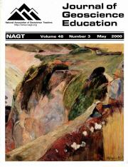 Cover of May 2000 JGE