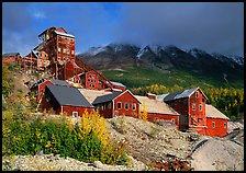 Kennecott Mine, ghost town