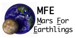 Mars For Earthlings Logo