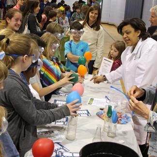 Discovery education science night