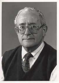 Portrait of James Shea