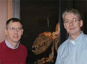 David Steer and David McConnell