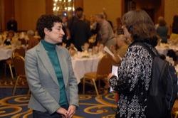 Naomi Oreskes with Kim Kastens