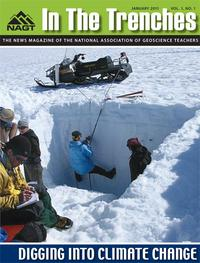 January 2011 In the Trenches Cover