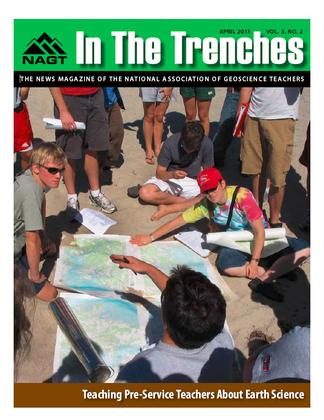 Trenches April 2013 Cover