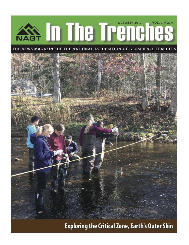 October 2017 In the Trenches Cover