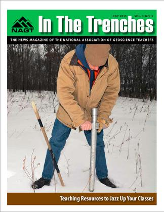 Trenches July 2013 Cover