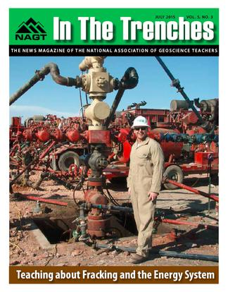 In the Trenches - July 2015 Cover
