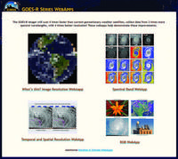 GOES-R Series Webapps