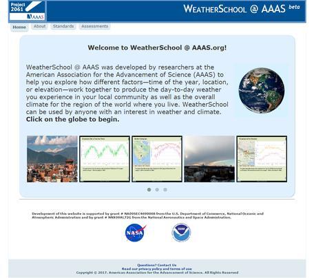 WeatherSchool