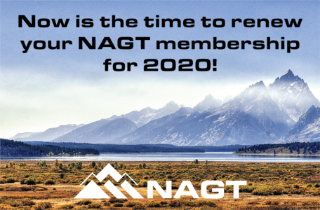 2020 NAGT Membership Renewal