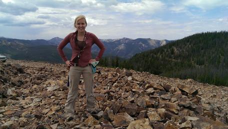 NAGT USGS Intern Experience Photo