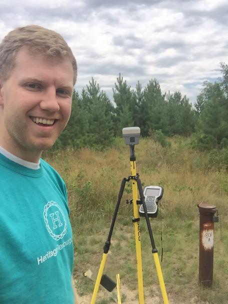 Taking GPS Measurements