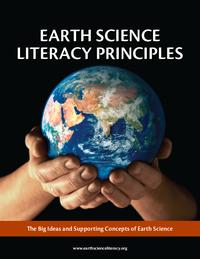 Earth Science Litereacy Cover