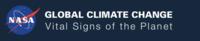 NASA Vital Signs logo