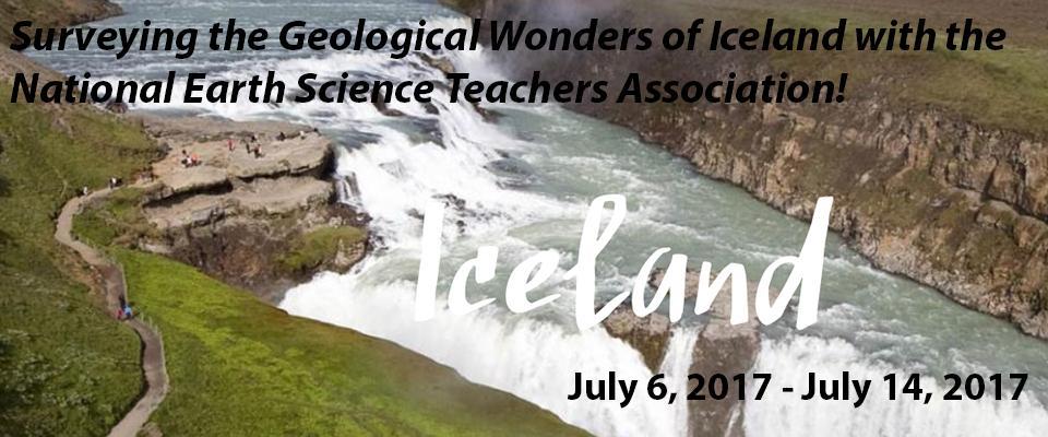 NESTA Iceland Field Trip