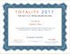 Eclipse Certificate