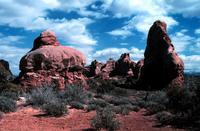 Colorado Plateau cumulus