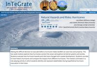 InTeGrate Natural Hazards Hurricanes Module