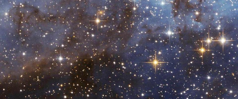 Stars from Hubble Telescope