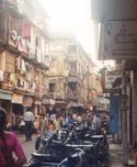 street in Mumbai