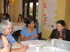 Workshop Participants October 2008