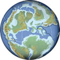 The mid-Cretaceous high in global sealevel is thought to be partly caused by the Cretaceous superplume event.