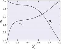 Asymmetrical Activity Model