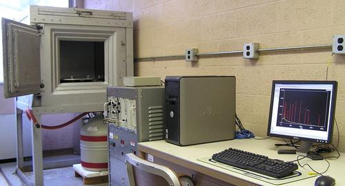 UML INAA laboratory