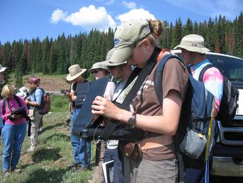 Bowling Green State University Geology Field Camp