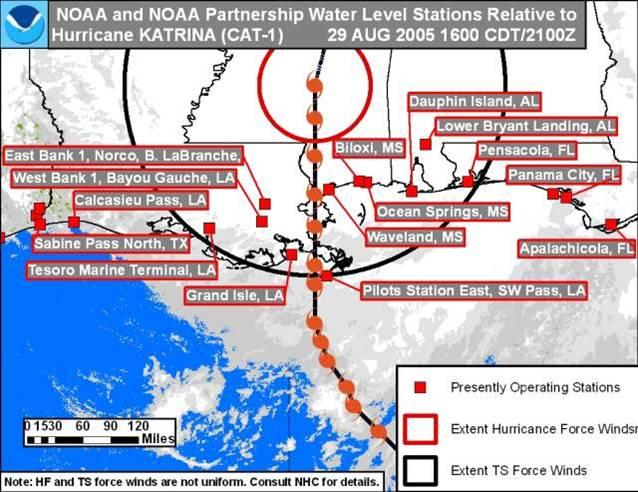 Hurricane Katrina New Orleans Map.Understanding Katrina