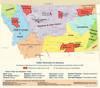 Tribal Territories in Montana