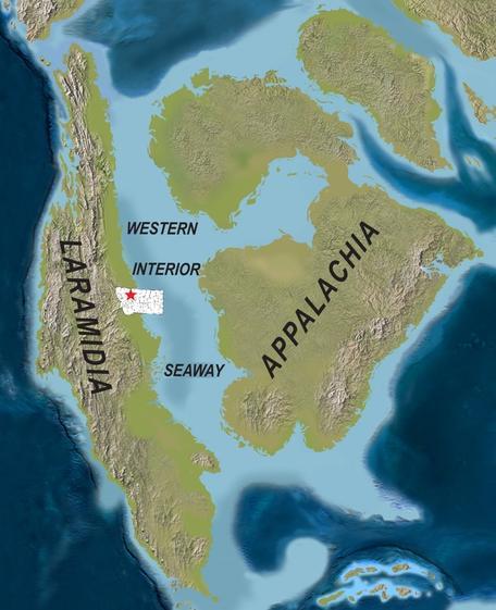 Cretaceous Interior Seaway