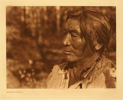 Agichide - Assiniboine Tribe.