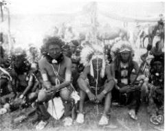 Crow wardancers