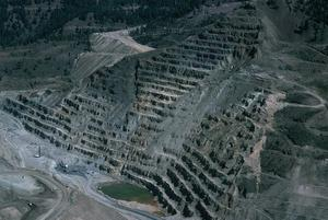 Challis Lake Mine.