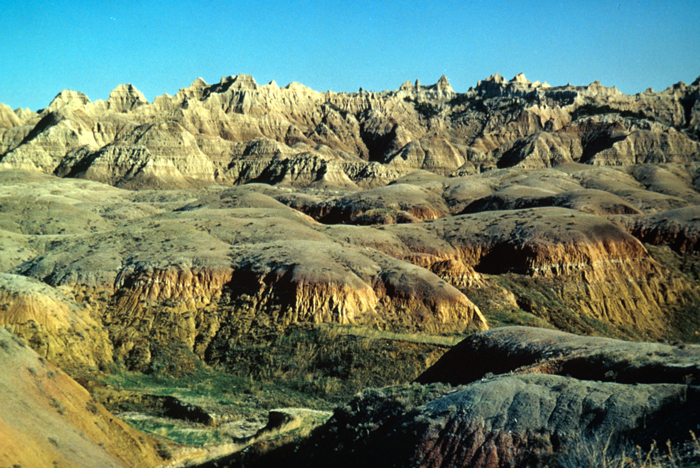 Geology And Physiography Of The Badlands