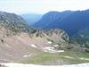 Hyalite Peak looking north