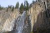 Palisade Falls Columnar Jointing