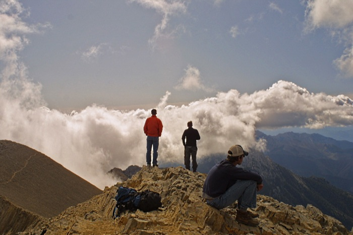 sacagawea summit view