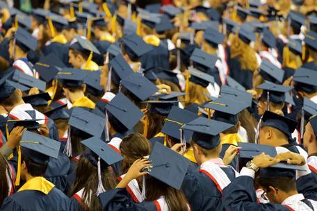 Conant HS Graduation 2015